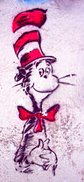 Cat in the Hat Sketch